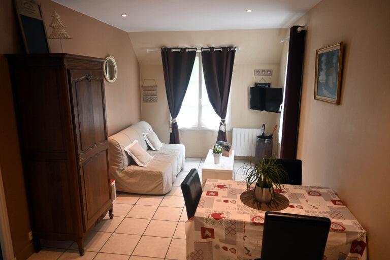 Gîte à Honfleur Au Cottage pour 4 personnes séjour