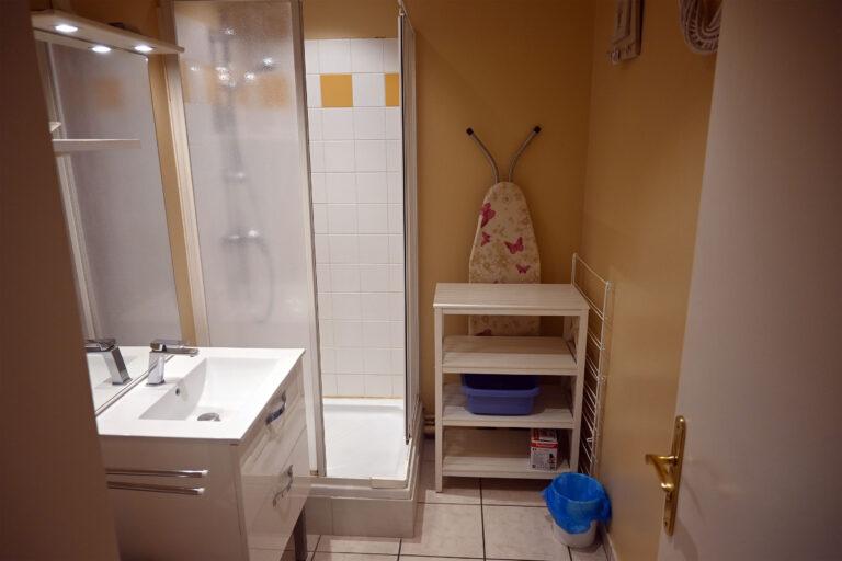 Gîte à Honfleur 4 personnes partie salle de bain